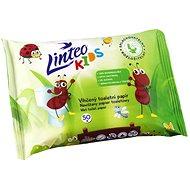 LINTEO KIDS Vlhčený toaletný papier splachovateľný (50 ks) - Toaletný papier