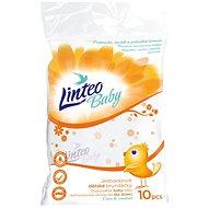 LINTEO BABY Jednorazové podbradníky (10 ks) - Podbradník