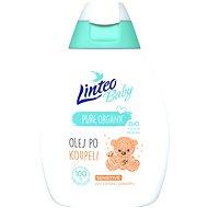 LINTEO BABY Olej po kúpeli s BIO nechtíkom lekárskym 250 ml - Detský olej