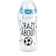 NUK FC Kiddy Cup Fľaša futbalová edícia 300 ml