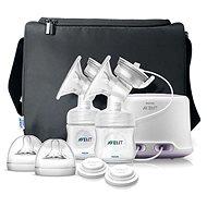 Philips AVENT Elektrická odsávačka Natural DUO - Odsávačka materského mlieka
