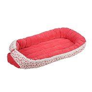 KIKADU Hniezdo pre bábätko ružové - Detský nábytok