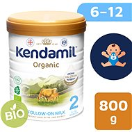 Kendamil 100 % BIO plnotučné dojčenské mlieko 2, 800 g - Dojčenské mlieko