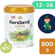Kendamil 100 % BIO plnotučné dojčenské mlieko 3, 800 g - Dojčenské mlieko