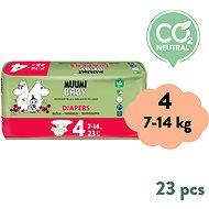 MUUMI BABY Maxi veľ. 4 (23 ks) - Detské plienky