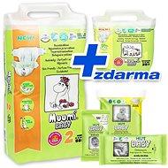 MUUMI BABY štartovací balíček - Súprava na kontrolu zdravia dieťaťa