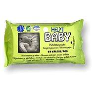 HELMI BABY Organic Wet Wipes 64pcs - Baby Wet Wipes