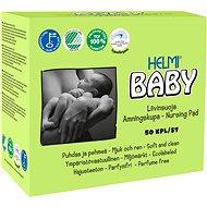 HELMI BABY ekologické dojčiace vankúšiky 50 ks - Dojčiaci vankúš