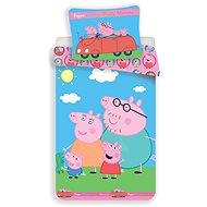 Jerry Fabrics Peppa Pig 023 - Detská posteľná bielizeň