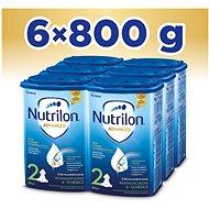 Nutrilon 2 pokračovacie dojčenské mlieko 6× 800 g - Dojčenské mlieko