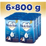 Nutrilon 4 Toddler Milk 6 × 800g - Baby Formula