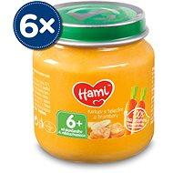 Hami Mrkva s teľacím a zemiakmi 6× 125 g - Príkrm