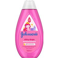 JOHNSON'S BABY Shiny Drops šampón 500 ml - Detský šampón