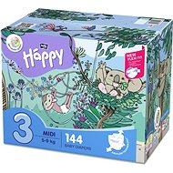 BELLA Baby Happy Midi Box veľ. 3 (144 ks) - Detské plienky