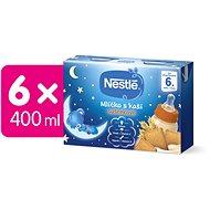 NESTLÉ Mliečko s kašou Sušienkové 6× (2× 200 ml) - Nápoj