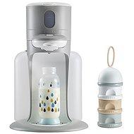 Beaba Bib'expresso 3 v 1 sivé + dávkovač na sušené mlieko - Ohrievač dojčenských fliaš
