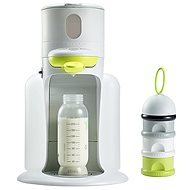 Beaba Bib'expresso 3 v 1 neon + dávkovač na sušené mlieko - Ohrievač dojčenských fliaš