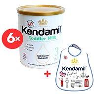 Kendamil batoľacie mlieko 3 (6× 400 g) - Dojčenské mlieko