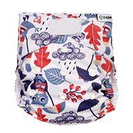 T-tomi AIO Prebaľovacia súprava suchý zips, Owls - Plienkové nohavičky
