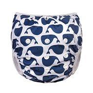 T-tomi Plienkové plavky, Whales - Plienkové plavky