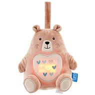 Gro-Ollie Senzor plaču medvedík Bennie - Nočné svetlo
