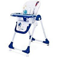 CARETERO Luna – navy - Detská jedálenská stolička
