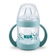 NUK Nature Sense 150 ml Zelená - Detská fľaša na pitie