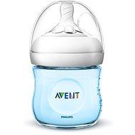 Philips AVENT Natural 125 ml – modrá - Dojčenská fľaša