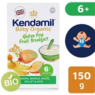 Kendamil Bio/organická bezlepková ovocná kaša 150 g - Nemliečna kaša