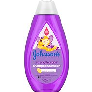 JOHNSON'S BABY Strength Drops posilňujúci šampón 500 ml