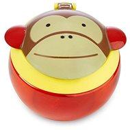 Skip Hop Zoo Kalíšok na sušienky – Opička - Desiatový box