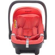 Zopa X1 Plus i-Size – Coral red - Autosedačka