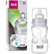 LOVI Samosterilizujúca fľaša 250 ml – super vent - Dojčenská fľaša