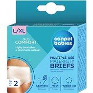 CANPOL BABIES Multifunkčné nohavičky po pôrode L/XL, 2ks - Nohavičky