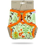 PETIT LULU One Size Cover (Snaps) - Forest Animals - Nappies