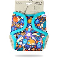 PETIT LULU Pull-Up Cover - Hedgehogs - Nappies