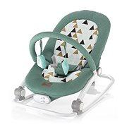 Zopa Relax Mint triangles - Detské ležadlo