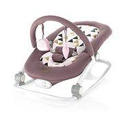 Zopa Relax Pink triangles - Detské ležadlo