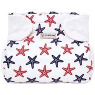 T-tomi Abdukčné nohavičky – patentky, starfish (3 – 6 kg)