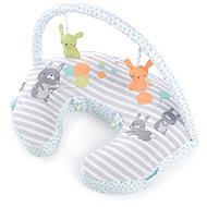 Ingenuity Vankúš na dojčenie s hrazdičkou Hop Art™ 0m+ - Dojčiaci vankúš