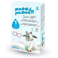 Dojčenské mlieko GOLDIM Naše Mléko 1,  525 g
