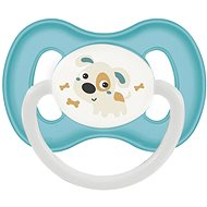 Canpol babies Rubber Dummy 0-6 Months Turquoise - Dummy