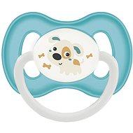 Canpol babies Cumlík kaučukový 6 – 18 mesiacov tyrkysový - Cumlík