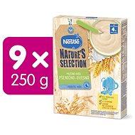 NESTLÉ Mliečna kaša Pšenično Ovsená 9× 250 g - Mliečna kaša