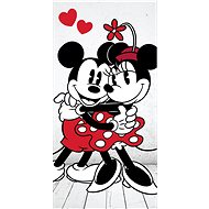 Jerry Fabrics osuška – Mickey & Minnie in love
