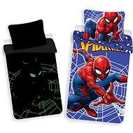 Jerry Fabrics posteľná bielizeň – Spider-Man Glow - Detská posteľná bielizeň