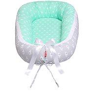 Scamp Hnízdo soft - Elephant - Hniezdočko pre bábätko