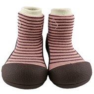 ATTIPAS Forest Pink - Baby Booties