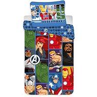Jerry Fabrics ložní povlečení - Avengers D3