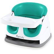 Ingenuity Podsedák 2v1 Baby Base Green - Detské sedadlo